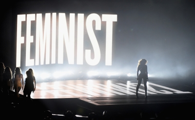 INGLEWOOD, CA - AUGUST 24:  Honoree Beyonce performs onstage during the 2014 MTV Video Music Awards at The Forum on August 24, 2014 in Inglewood, California.  (Photo by Michael Buckner/Getty Images)