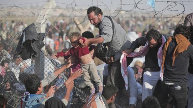 War Refugees 1