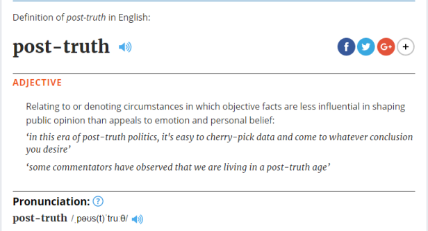 post-truth-definition